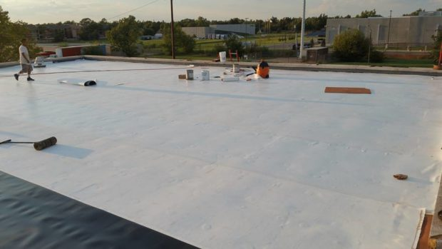 Commercial Roofing Contractor Flat Roof Expert 405 949 9999
